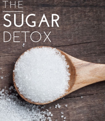 A Detox Cure Of Sugar To Eliminate In 7 Days