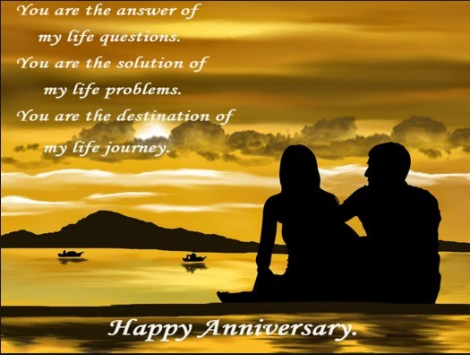 Happy Anniversary wishes, Messages
