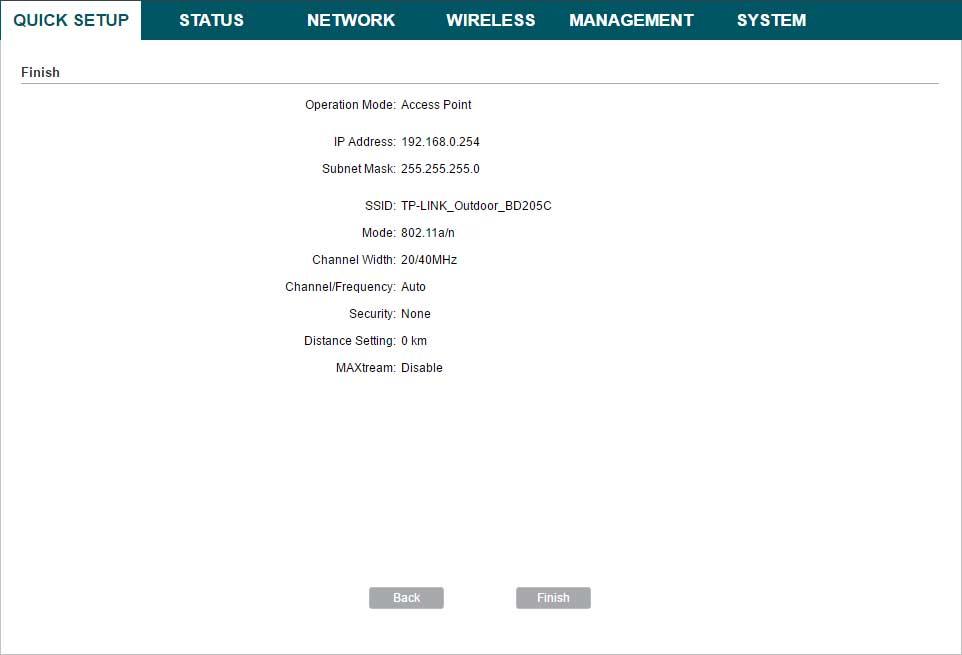 Spesifikasi Dan Setting Tp Link 2 4 Ghz Cpe 220 Sebagai Access Point Berita Mkks