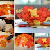 Autumn Fall Leaf Bowl Tutorial