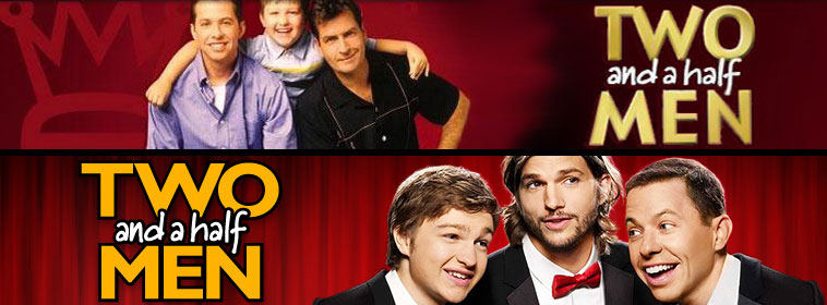 SÉRIES IN TORRENT TWO AND A HALF MEN: 1ª a 11ª Temporada Completas ...