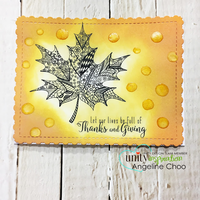 ScrappyScrappy: [NEW VIDEO] Winter and Fall cards with Unity Stamp #scrappyscrappy #unitystampco #fall #autumn #thanksgiving #kenoliver #liquidmetals #timholtz #distressoxide #katscrappiness #katscrappinessdie #youtube #quicktipvideo #processvideo
