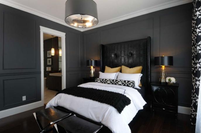 Masculine Bedroom Furniture