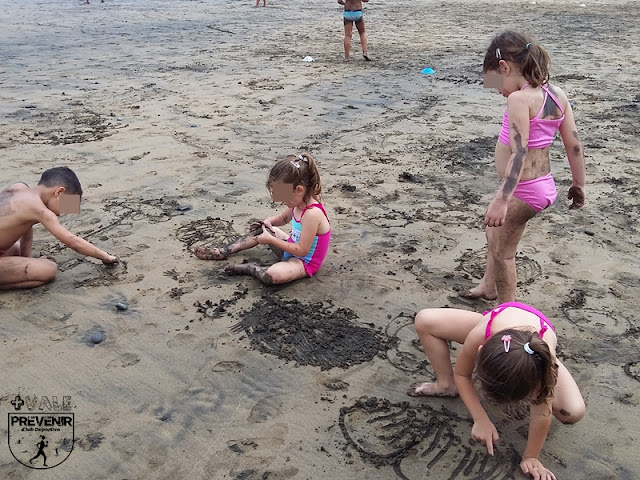 escuela verano playa