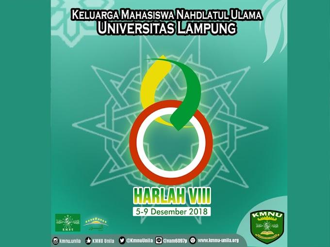 Ini Rangkaian Acara Sewindu KMNU Universitas Lampung