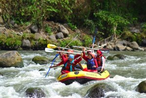 Elo River Rafting Tour