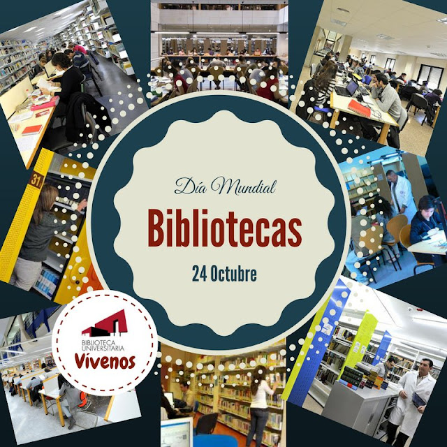 Día de la Biblioteca.