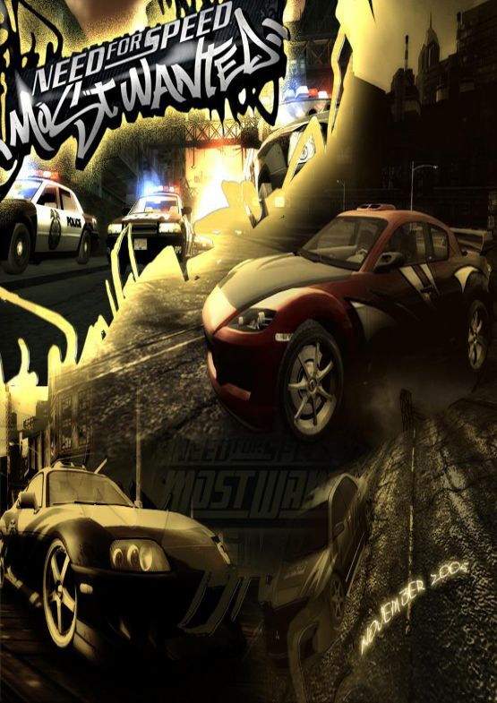 Download Need For Speed Most Wanted for PC free full version