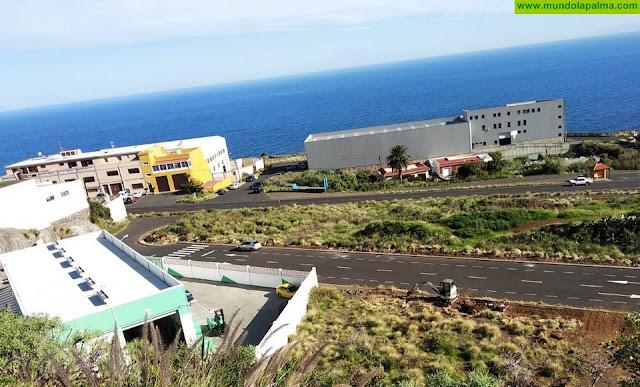 El Ayuntamiento de Santa Cruz de La Palma consigue una subvención de 204.000 euros paraequipamiento en el Polígono Industrial de Mirca