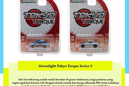Greenlight Tokyo Torque Series 3