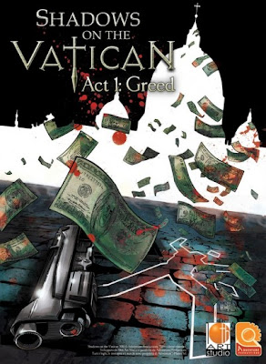 Shadows of the Vatican Act I Greed