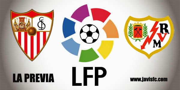 Previa Sevilla FC Vs Rayo Vallecano