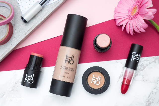 Produktneuheiten Hiro Cosmetics