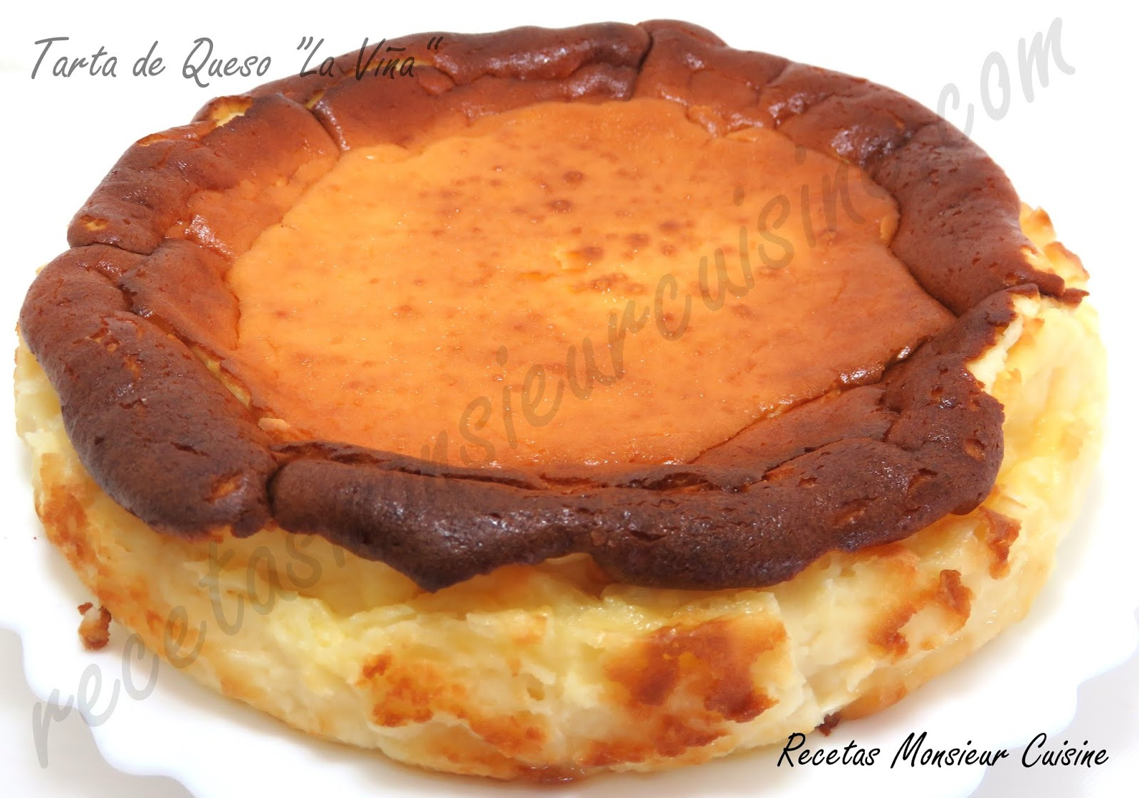 Recetas Monsieur Cuisine Tarta De Queso La Viña