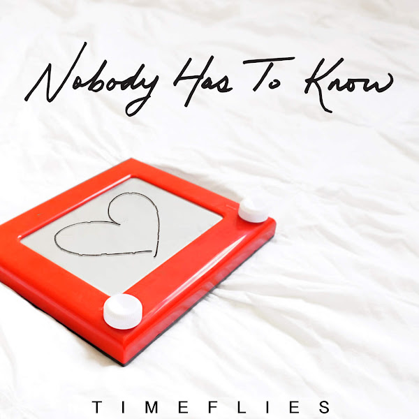 Timeflies - Nobody Has to Know - Single Cover