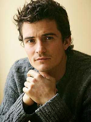 Aktor Hollywood Orlando Bloom