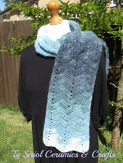 Ty Siriol scarves and cowls