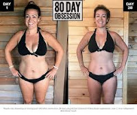 80 day obsession results, fitness, woman, women, challenge, results