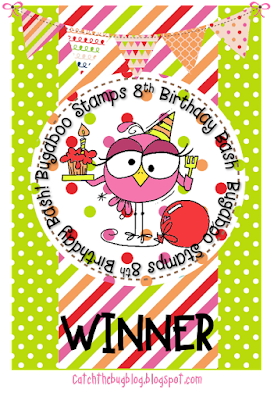Bugaboo Stamps 8th Birthday Bash Winner