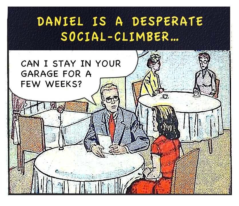 bad date, social climber