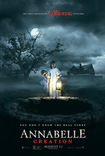 Annabelle Creation 2017 Hindi Dubbed 480p HC HDRip [300MB]