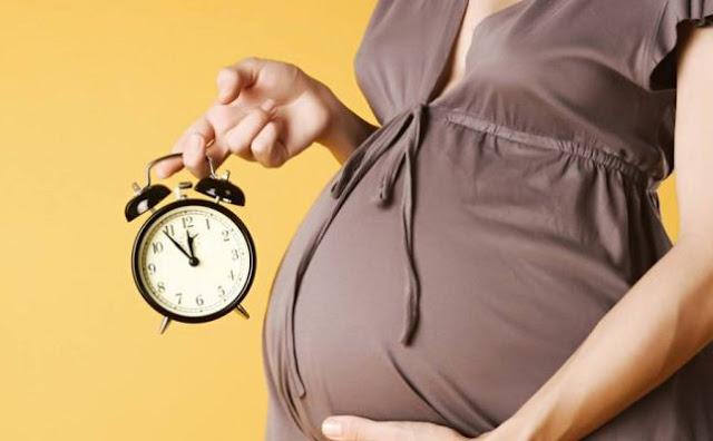 هذه هي علامات قرب الولادة من شكل البطن