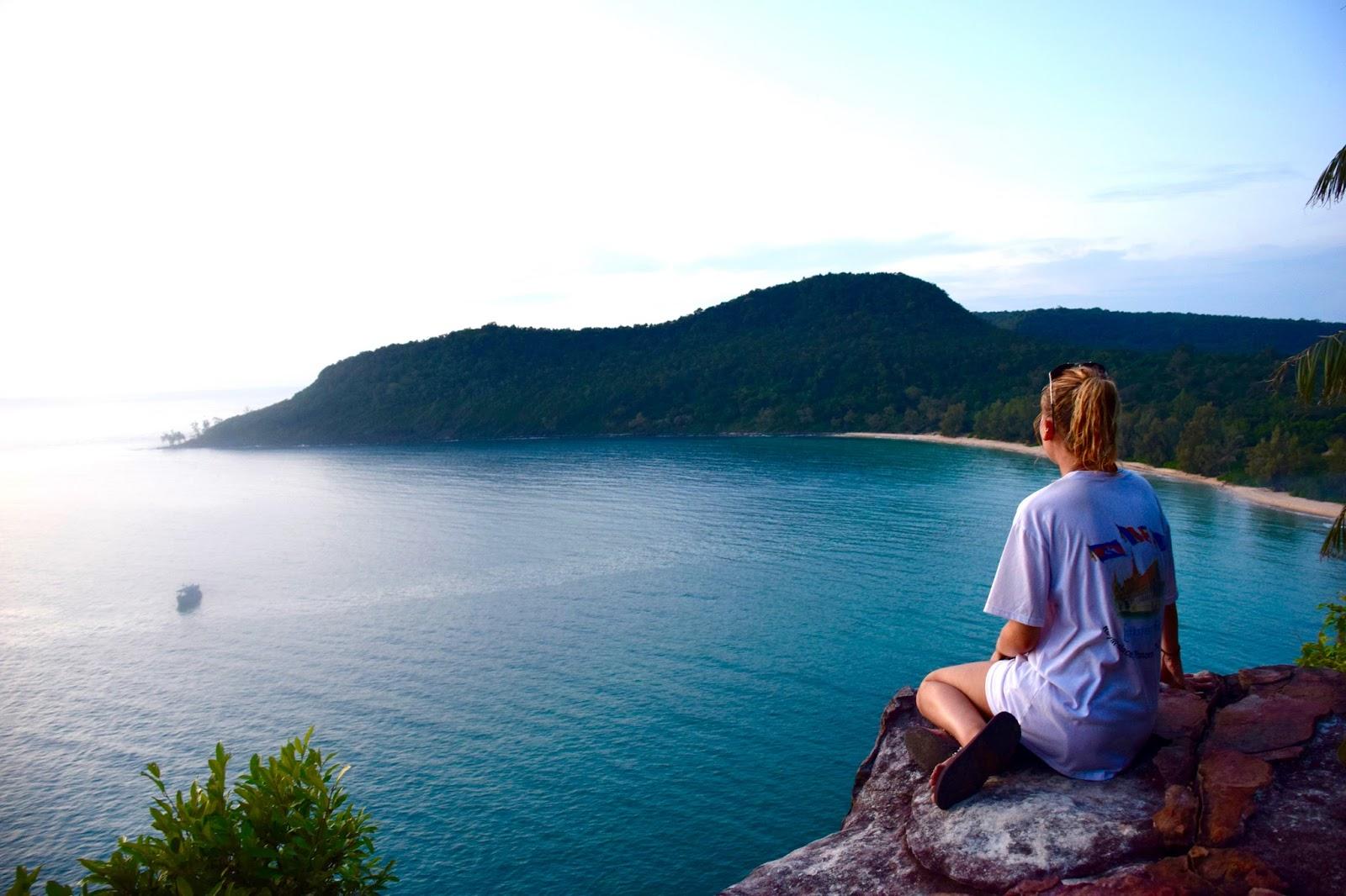 Travelling Southeast Asia Sihanoukville Koh Rong Samloem Lazy Beach