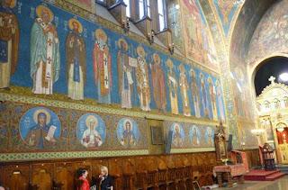 Sofía, Catedral de Sveta Nedelya.