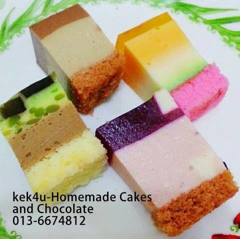 Kek4u Homemade Cakes And Chocolate Kek Puding Tuty Fruity