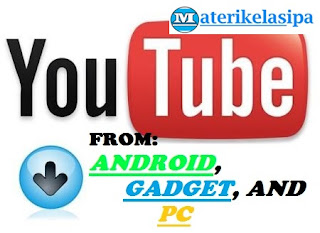 Cara Mendapatkan Video Pembelajaran IPA dari Youtube Melalui Android Tanpa Instal Aplikasi