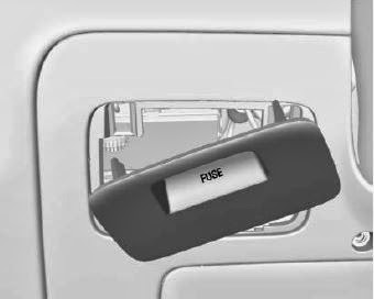 Cars & Fuses: 2013 Chevrolet Spark - Fuses