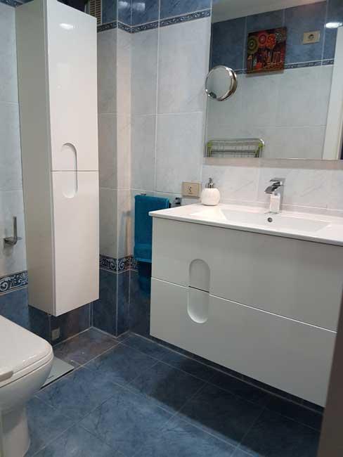 piso en venta calle bellver castellon wc