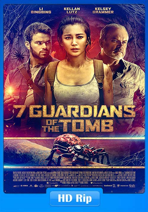 Guardians of the Tomb 2018 720 WEB-DL 700MB | 480p 300MB | 100MB HEVC Poster