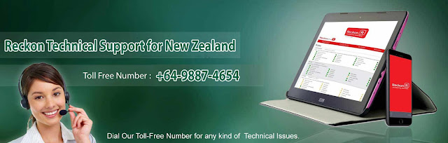 Reckon Accounting Tech Support Contact Number New Zealand +64-9887-4654