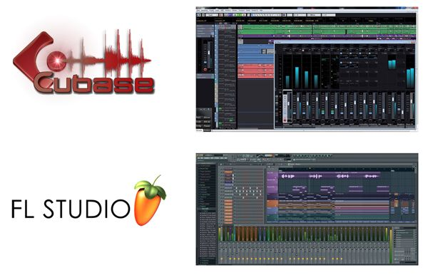 Software de Edición de Audio (DAW)
