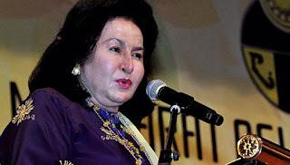 Rosmah Harap Pihak Berkuasa Memantuhi Undang-Undang