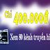 """Cơ hội cuối cùng """"Xem truyền hình chỉ 400.000/năm"""" tại TP.HCM"""