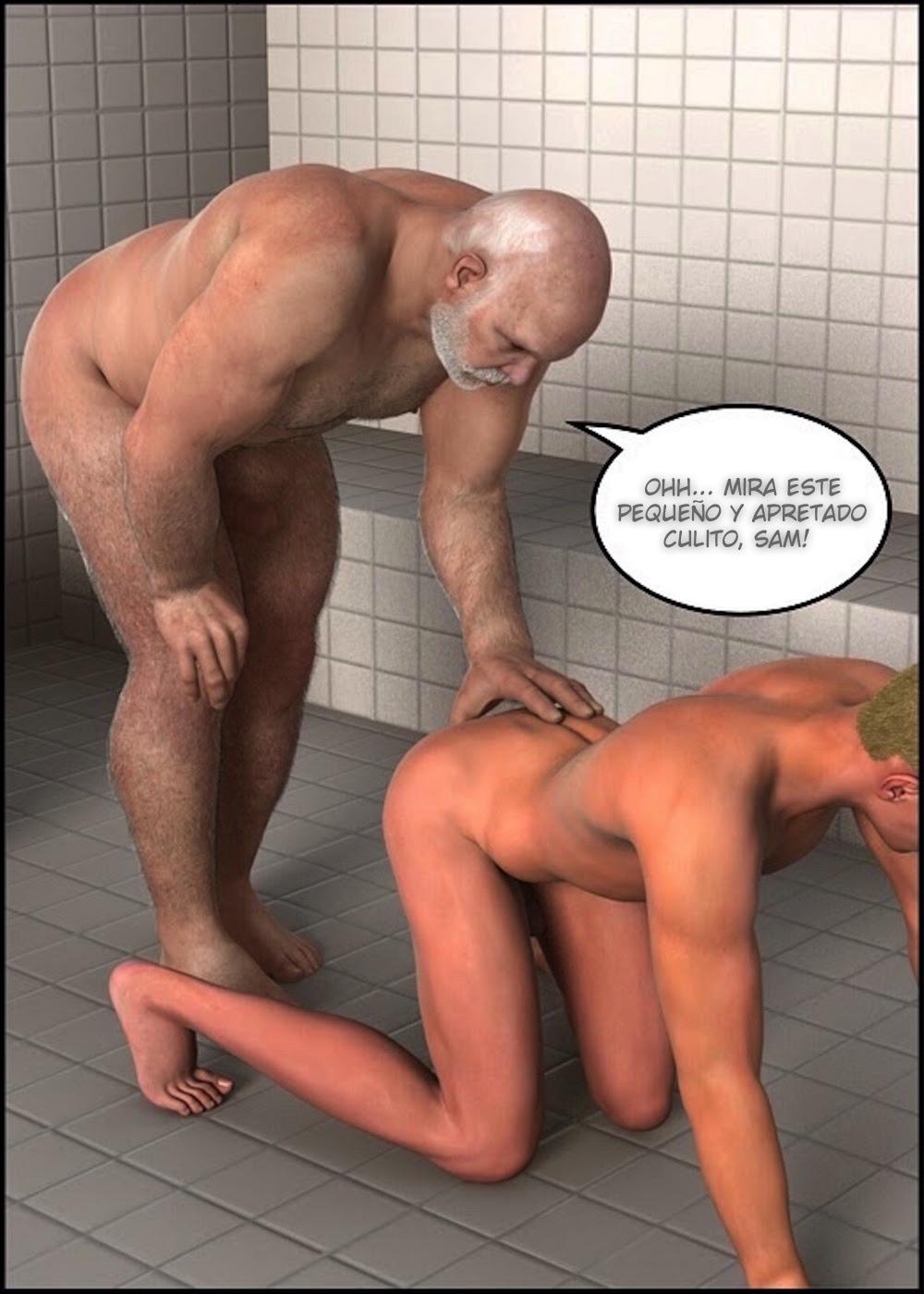 New Gay Bear Porn video sauna gay bear