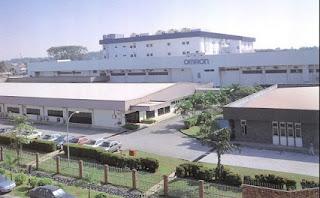 PT. Omron Manufacturing Indonesia ejip cikarang
