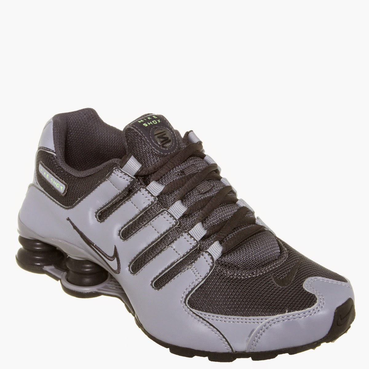 60d453304 The Nike Greatest Products  Nike Shox Plus Cinza World Tennis ...