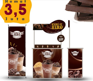 Franchise minuman coklat terlaris modal 2 - 3 jutaan