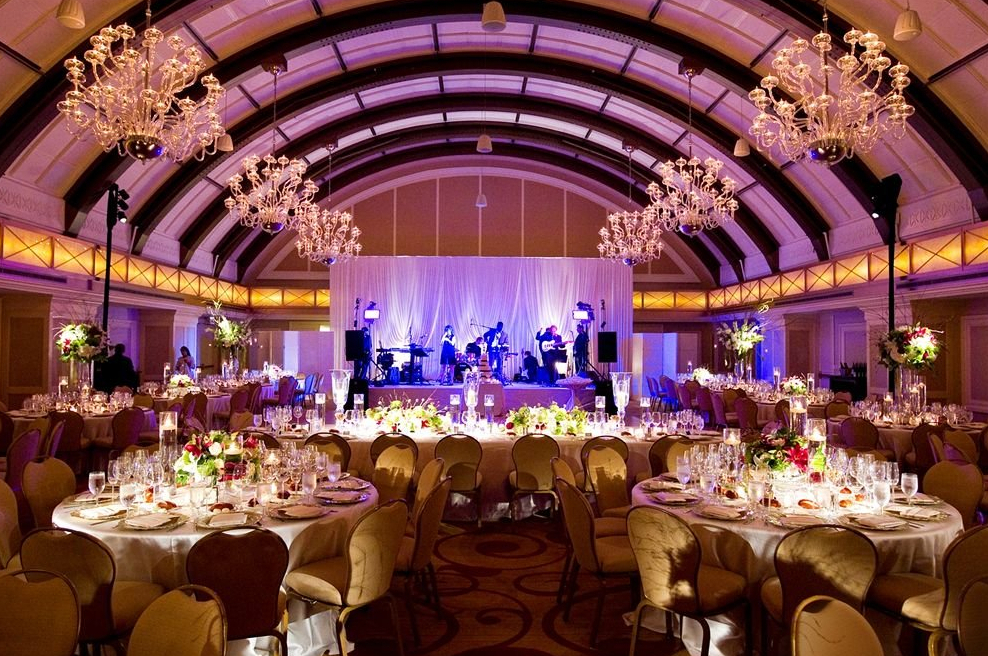 Jw Marriott Chicago Il Wedding Venue
