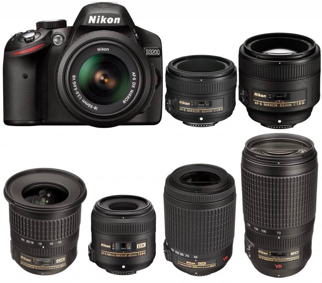 your guide to get the right nikkor lenses for nikon d3200 nikon rh nikond3200news blogspot com nikon camera lens guide for beginners Best Nikon Camera Lenses