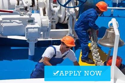 Maritime Job Rank Ordinary Seaman August 2016