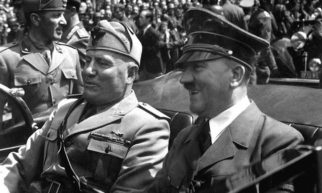 Você sabe o que é fascismo?