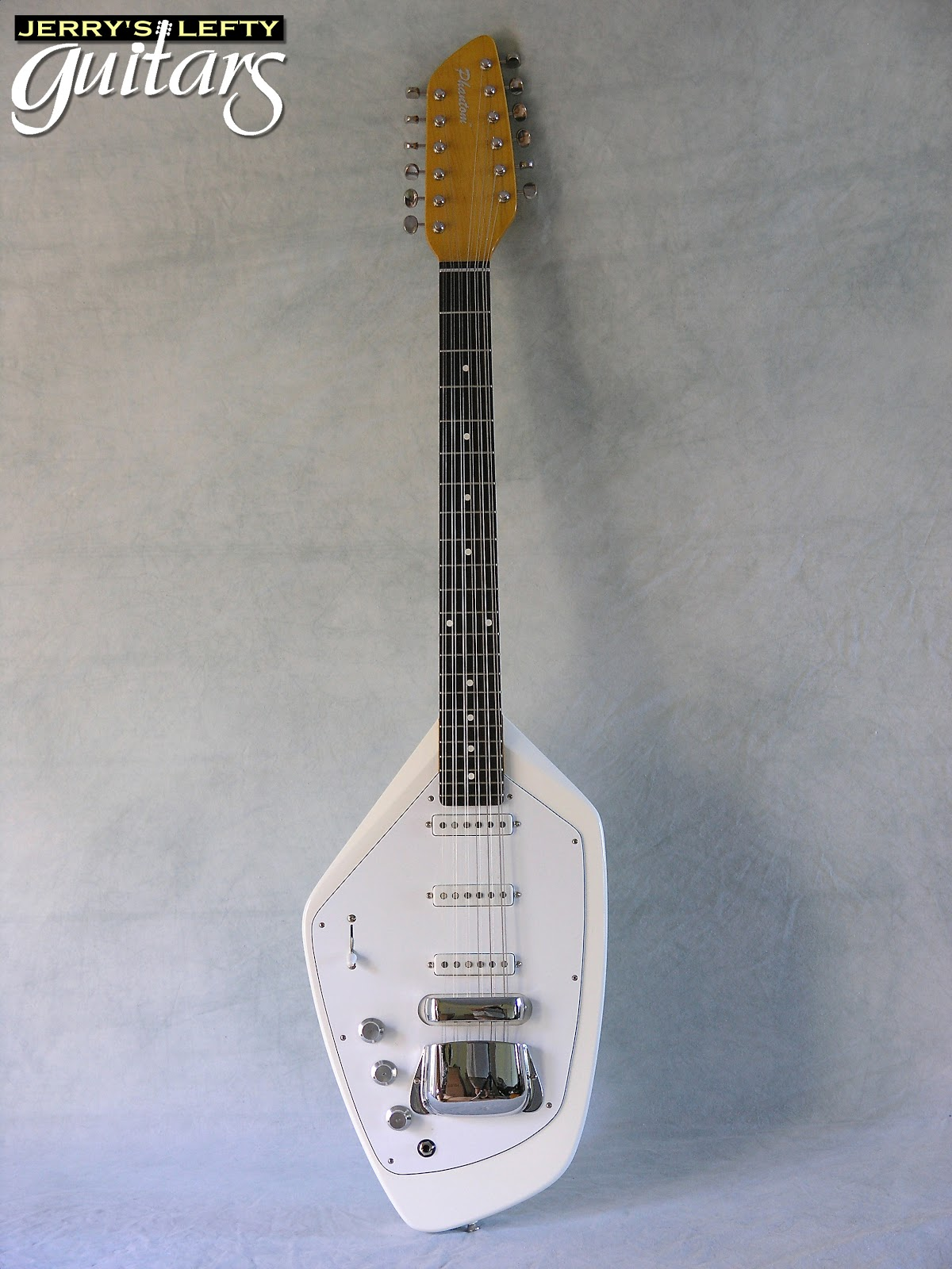 jerry 39 s lefty guitars newest guitar arrivals updated weekly phantom guitarworks 12 string. Black Bedroom Furniture Sets. Home Design Ideas