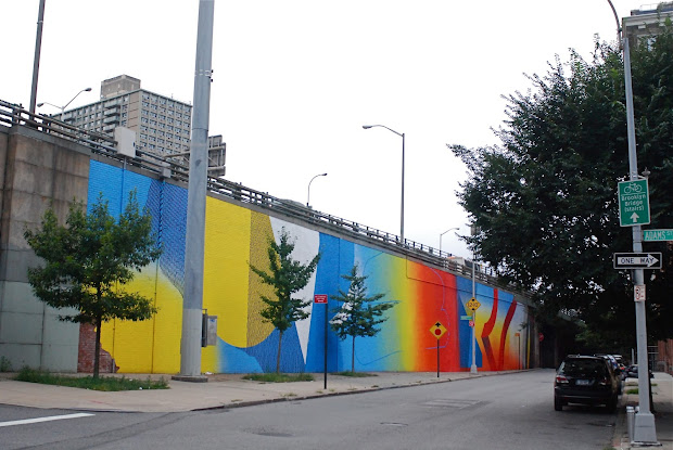 Nyc Dumbo Walls Project Featuring Street Art