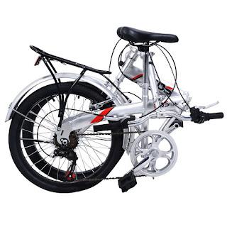 Giantex 20 Folding Bike, cheap bike, cheap folding bike