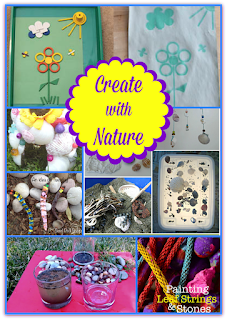 Create with Nature on Mom's Library
