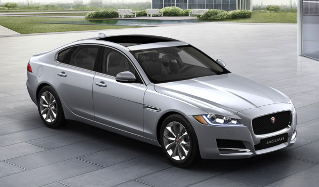 2017 Jaguar XF 20d Diesel AWD Review